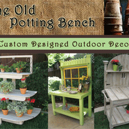 The Old Potting Bench Home Decor Pronto Dr Blossom Valley - Patio furniture san jose ca