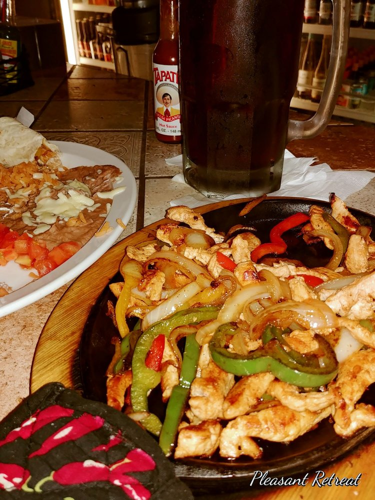 Los Agaves Grill: 515 Stanford St, Lancaster, KY