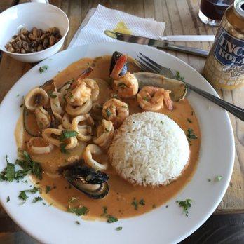 Photo Of Latin Chef San Go Ca United States