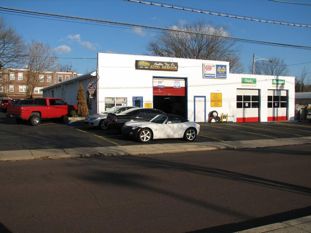 Ambler tire auto service 14 photos garages 123 s for Garage 123 automobile villeurbanne