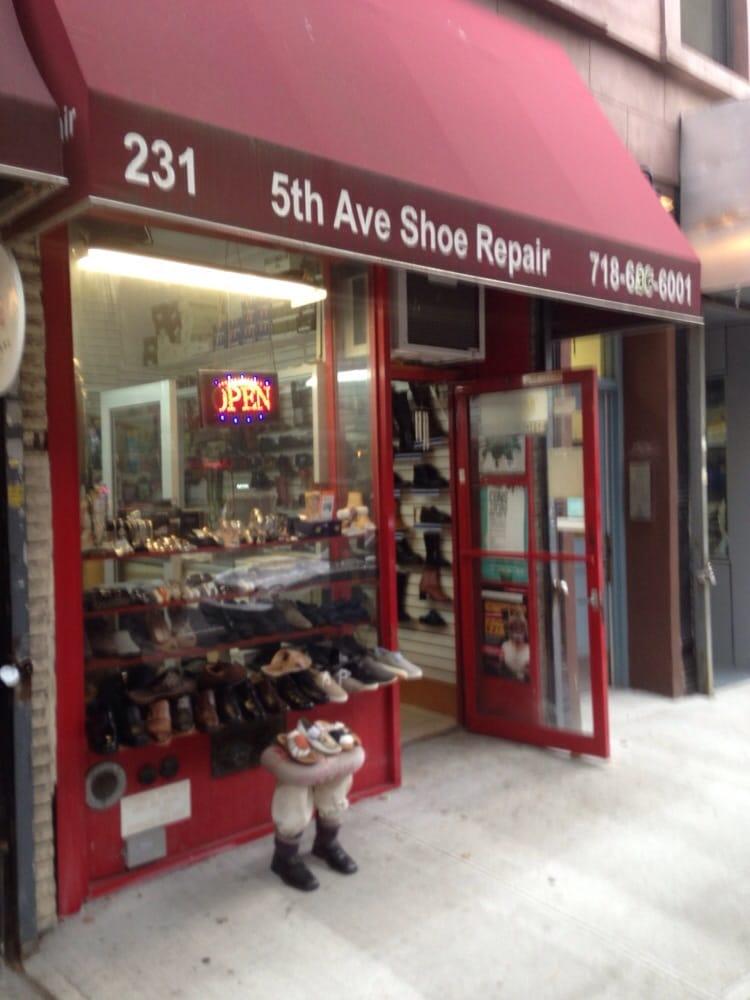 Shoe Repair Park Slope