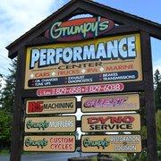 grumpy s performance center auto parts supplies 27716 s hwy rh yelp com