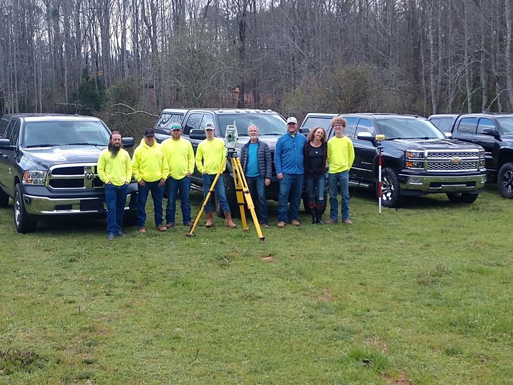 McCann Land Surveyors: 226 Meriwether St, Griffin, GA