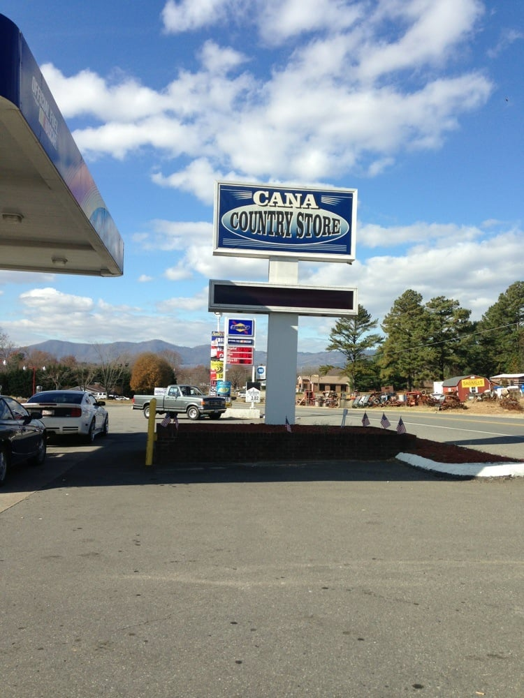 Sunoco: 14314 Fancy Gap Hwy, Cana, VA
