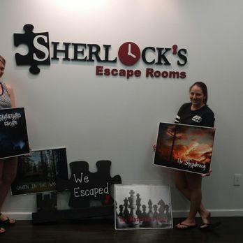 Sherlocks Escape Rooms Florence Ky