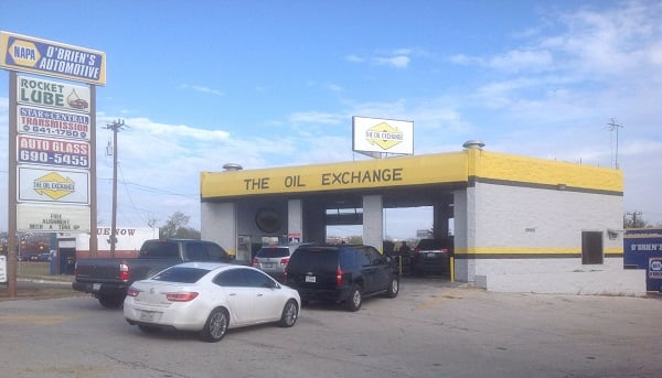 The Oil Exchange