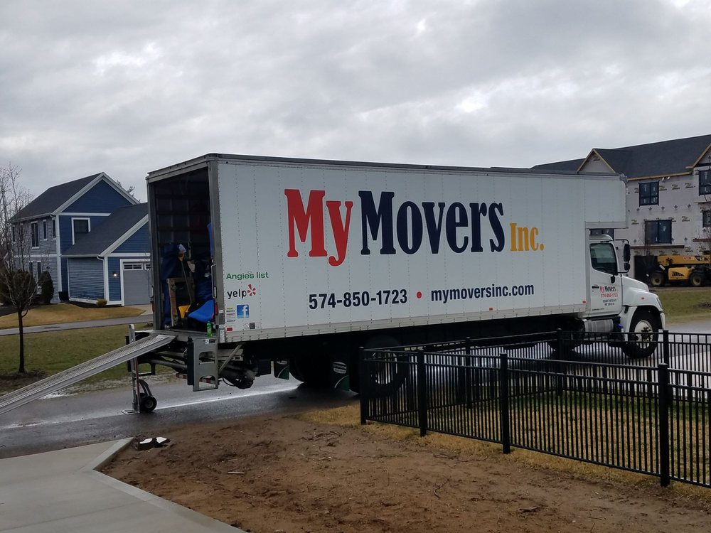 My Movers: 509 E Mckinley Ave, Mishawaka, IN