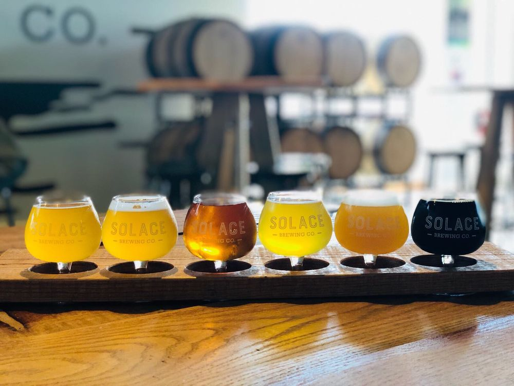 Photo of Solace Brewing Company: Sterling, VA