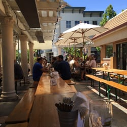 Photo Of Bierhaus Mountain View Ca United States Nice Patio On A