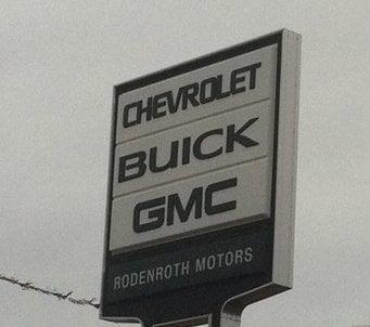 Rodenroth Motors Inc Garages 3055 S Mackinaw Trl