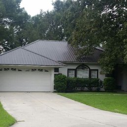 Photo Of Coastal Roofing Solutions   Ocala, FL, United States. New Metal  Roof