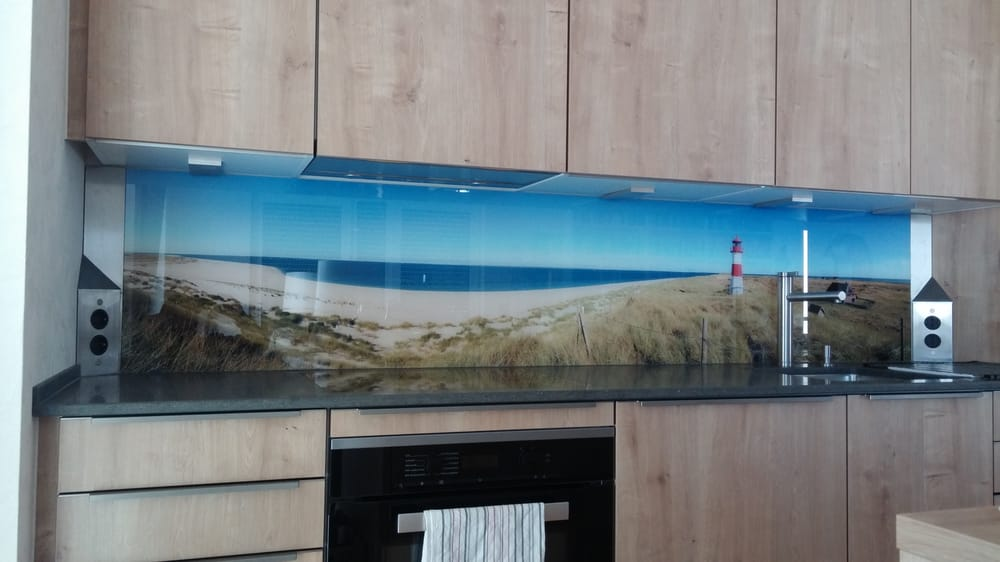 Kuchenruckwand Als Foto Verbundglas Motiv Sylt Yelp