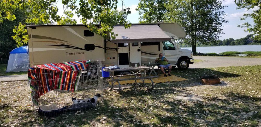 Mary Jane Thurstin Park: 1446 State Rte 65, McClure, OH