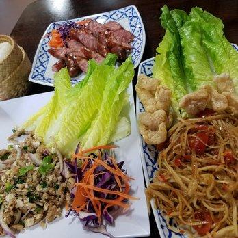 Thai Food Yadkin Rd
