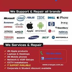 Computer & Tablet Repair Center - 33 Reviews - Mobile Phone