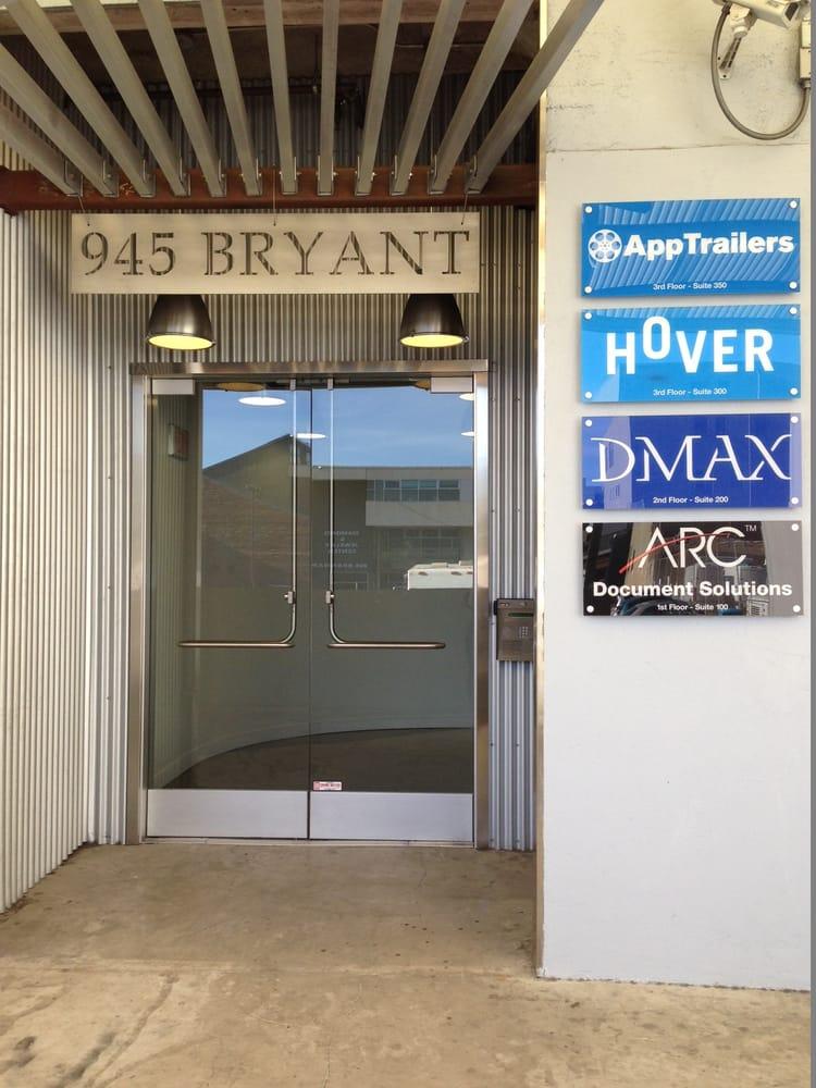 Dmax Imaging: 1370 Harrison St, San Francisco, CA