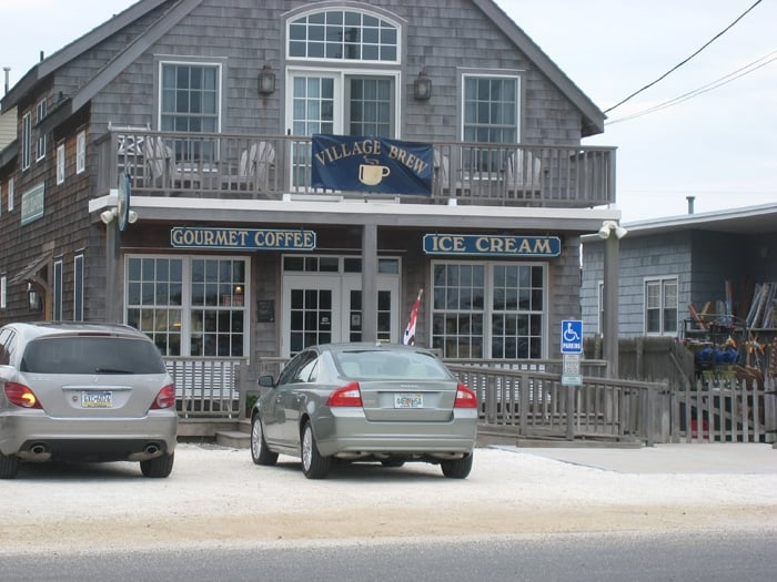 Village Brew: 19TH St And Bayview Ave, Barnegat Light, NJ