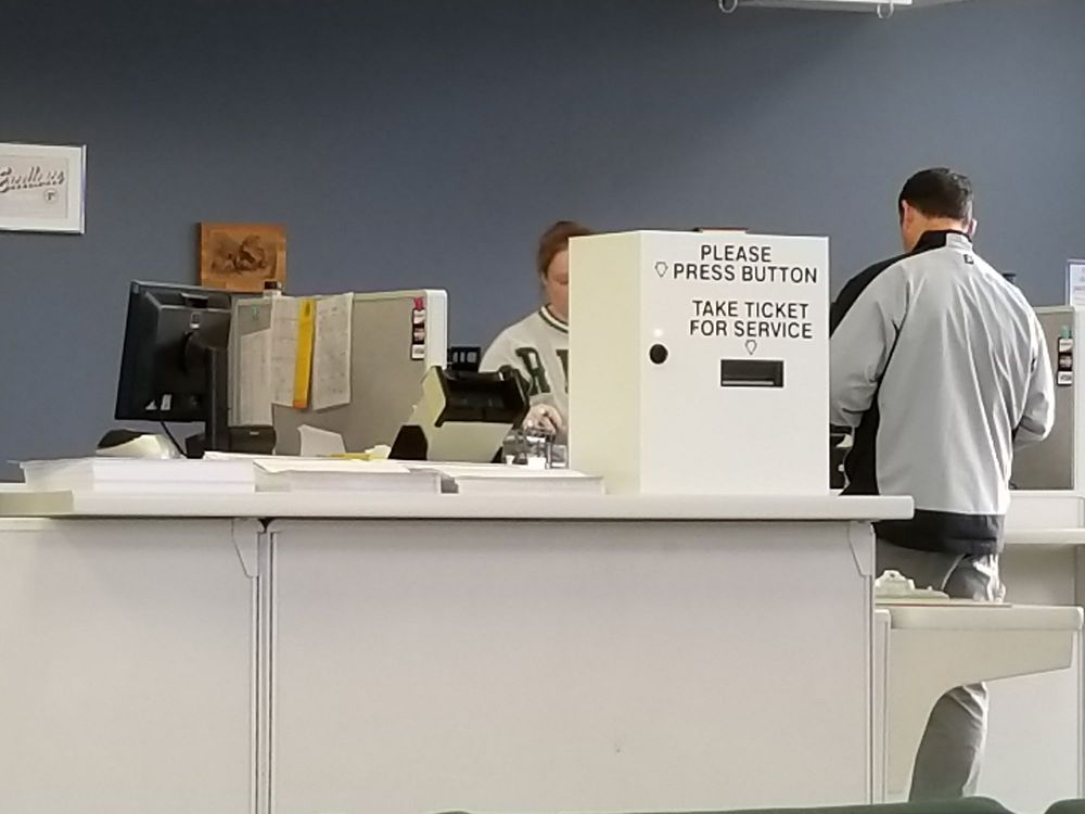 Department of Motor Vehicles: 14240 SW Galbreath Dr, Sherwood, OR