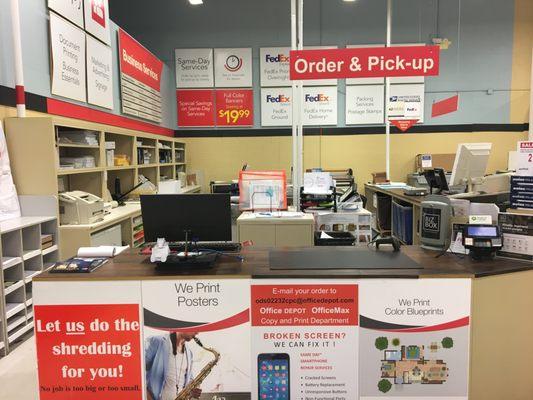 Office Depot 993 Avenida Pico San Clemente, CA Office Supplies