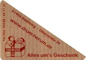 Drum Herum Geschenkeservice Arts Crafts Oberstr 30 Radeberg