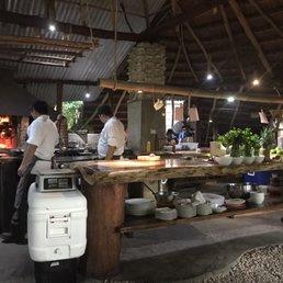 Kitchen Table Menu Tulum