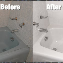 Photo Of Bath Professional   Orlando, FL, United States. Before And After  Bathtub