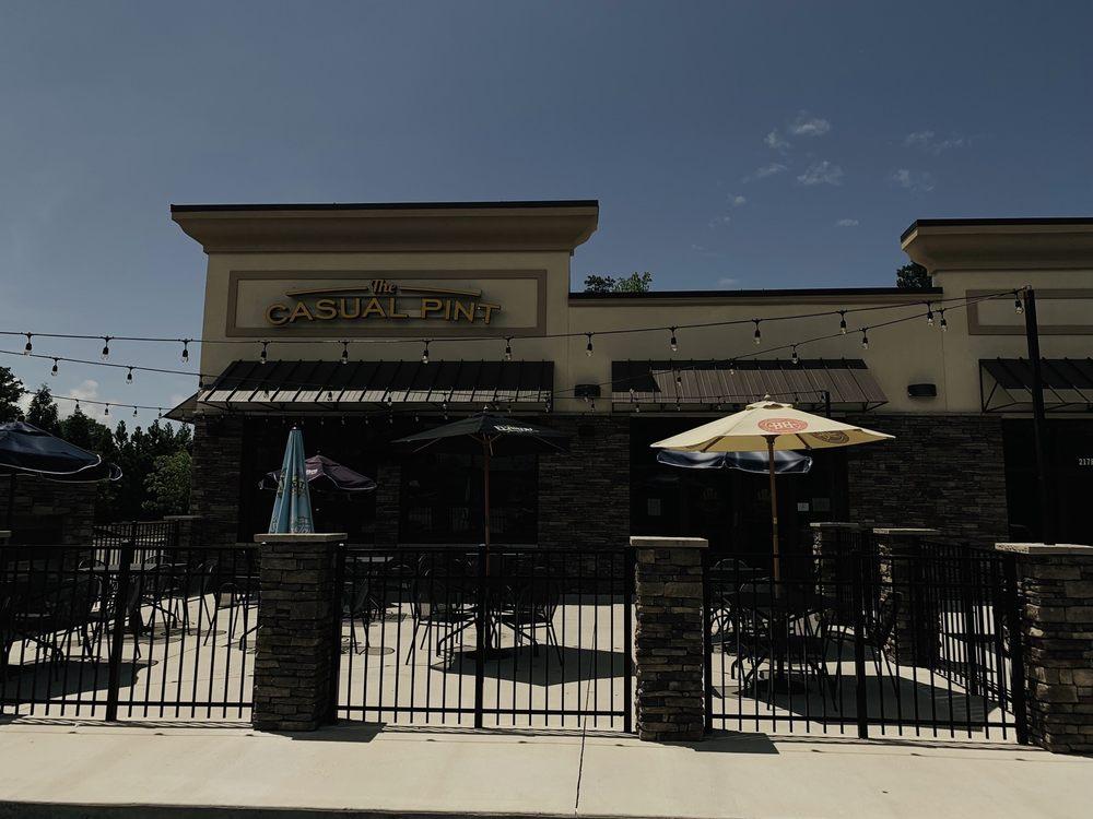 The Casual Pint - Lexington, SC: 217 Saluda Springs Rd, Lexington, SC