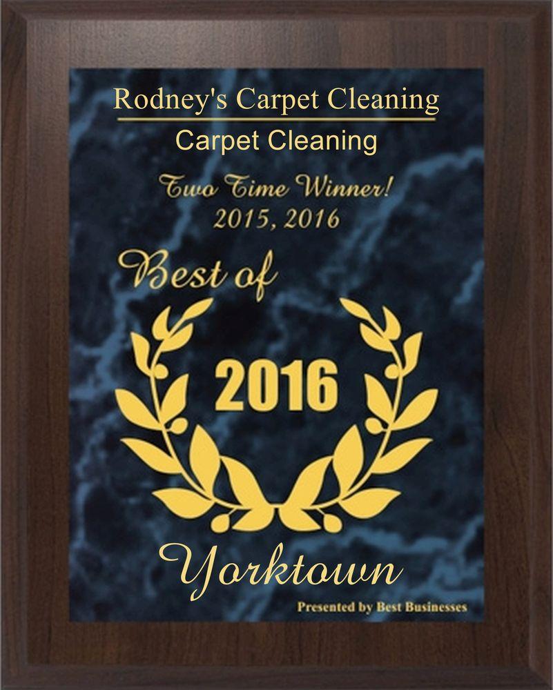 Rodney's Carpet Cleaning: 112 Liberty Dr, Yorktown, VA