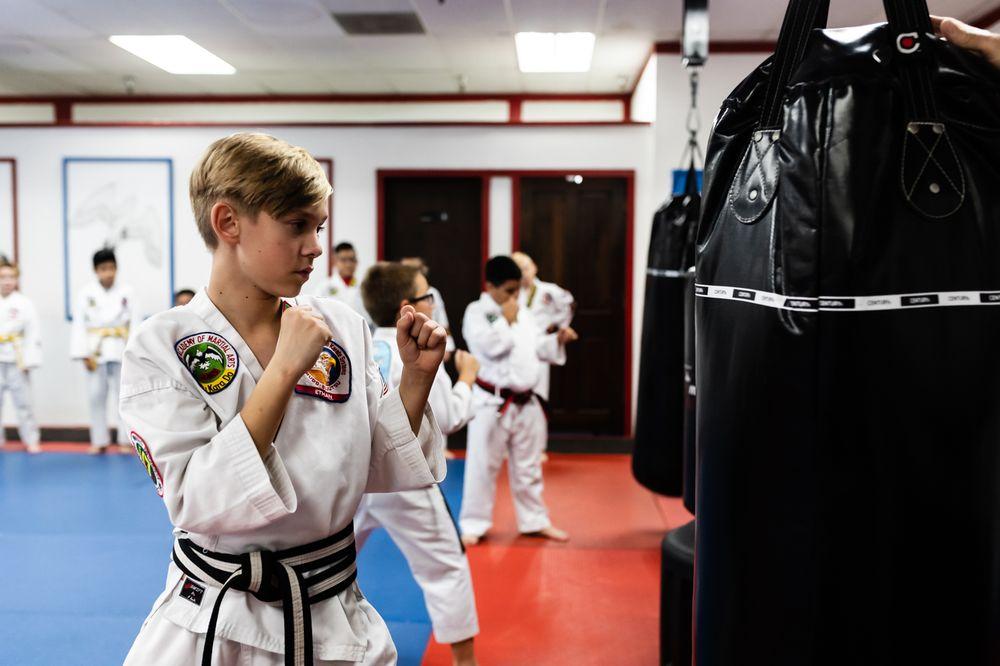American Academy of Martial Arts: 1458 Clovis Ave, Clovis, CA