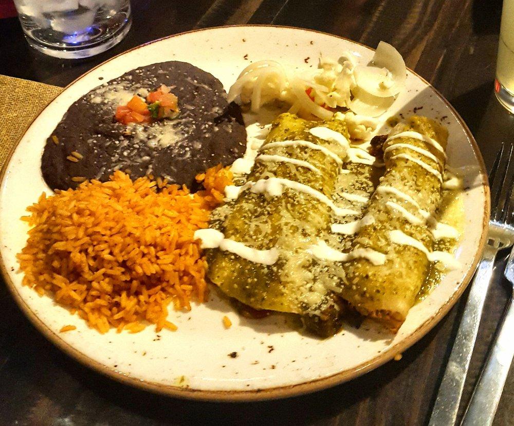 Roasted corn enchiladas - Yelp