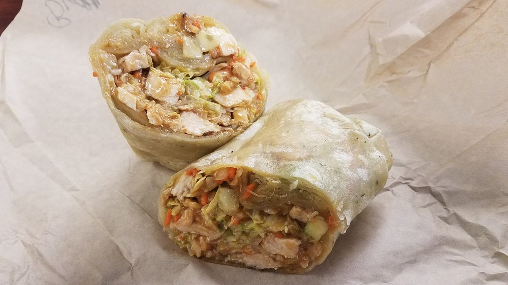 Food from Freshwraps