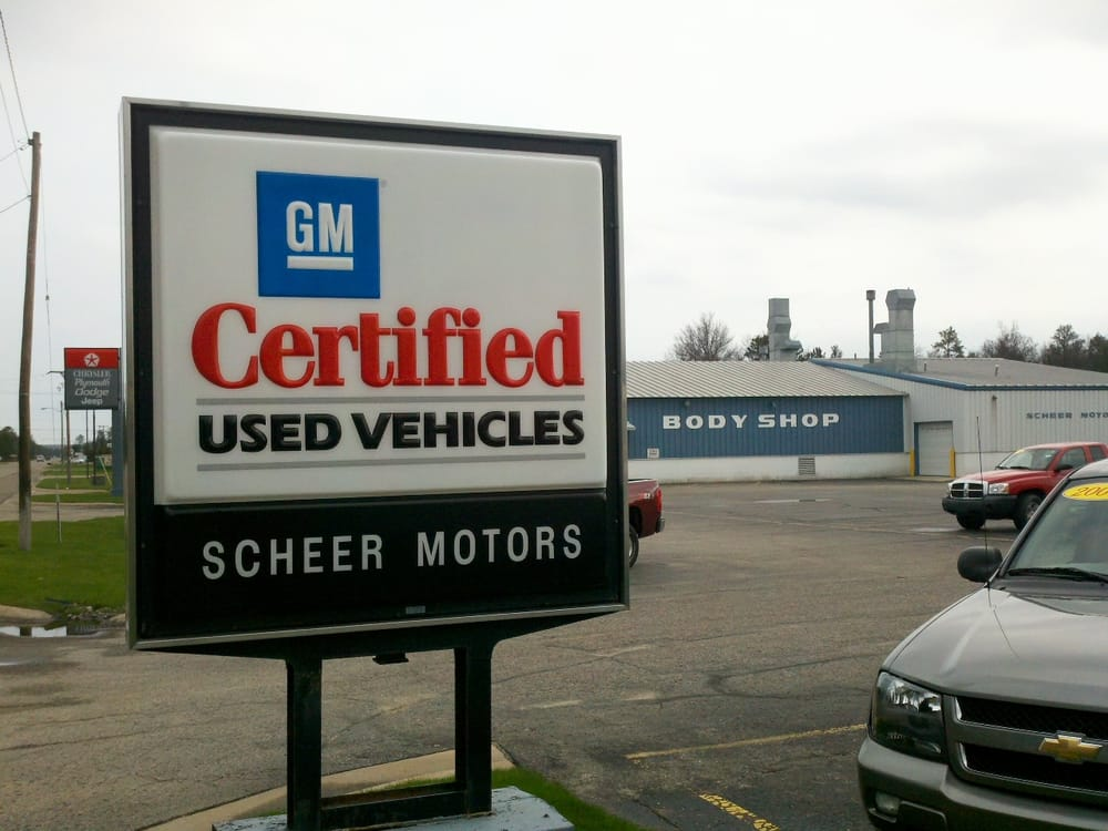 photos for scheer motors inc yelp