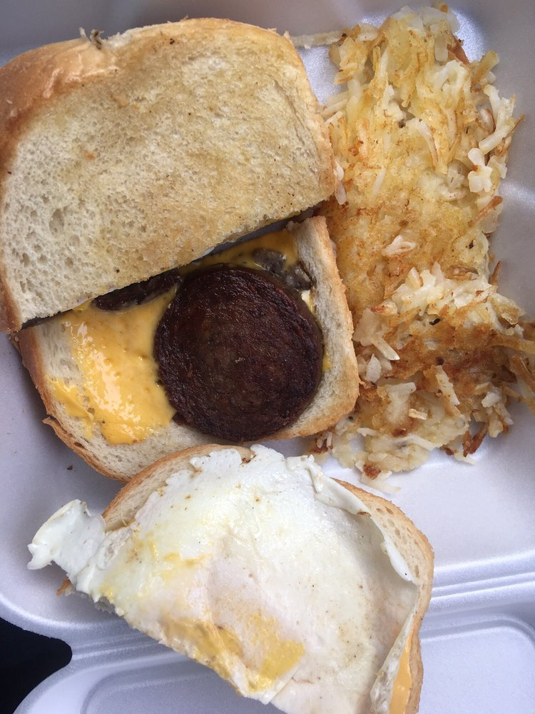 Palms Grill Cafe: 110 SW Arch St, Atlanta, IL