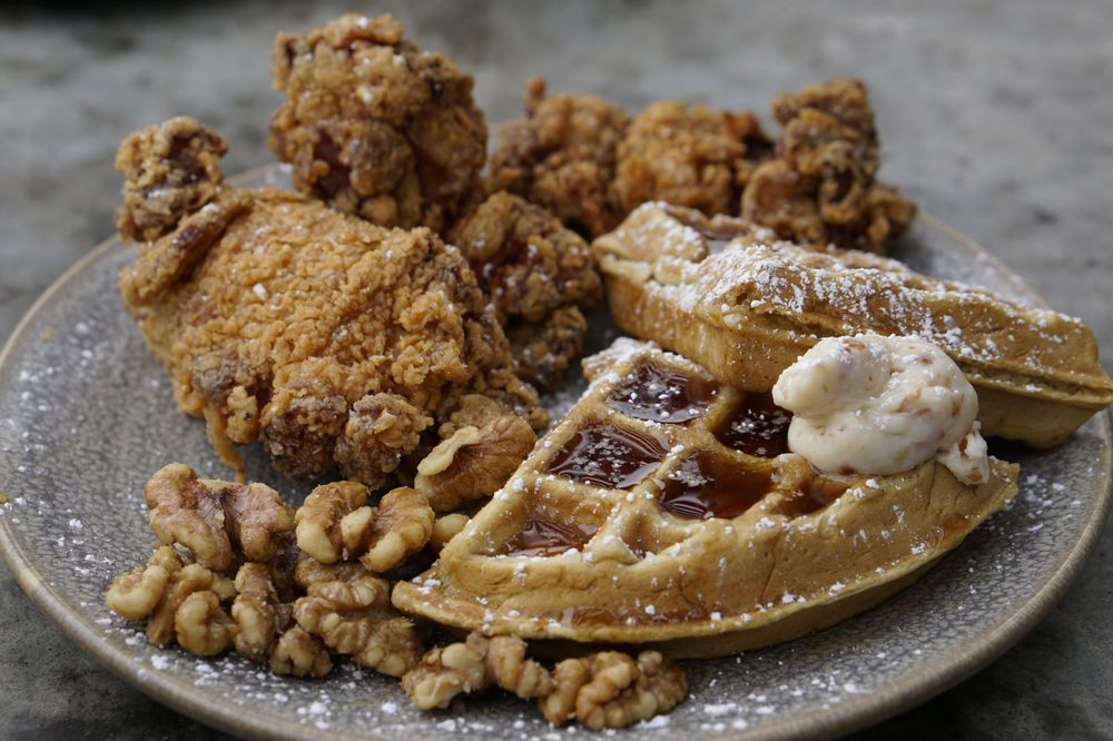 Chicken and Waffles - Yelp