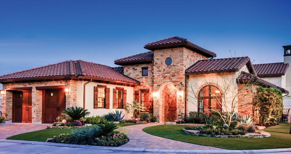 Design Tech Homes Casa Lana Is A Spanish Courtyard Style Design Yelp