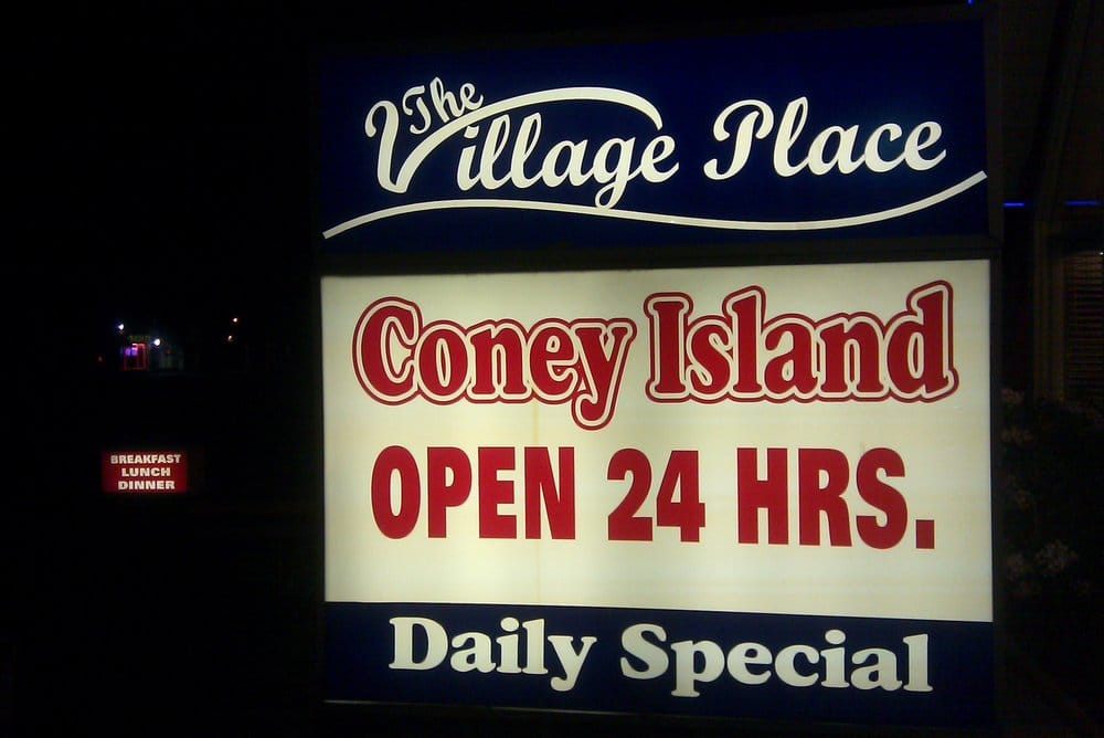 Coney Island On Wayne Rd