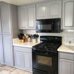 Etonnant M U0026 A Cabinet And Wood Restoration   Cabinetry   Brentwood ...