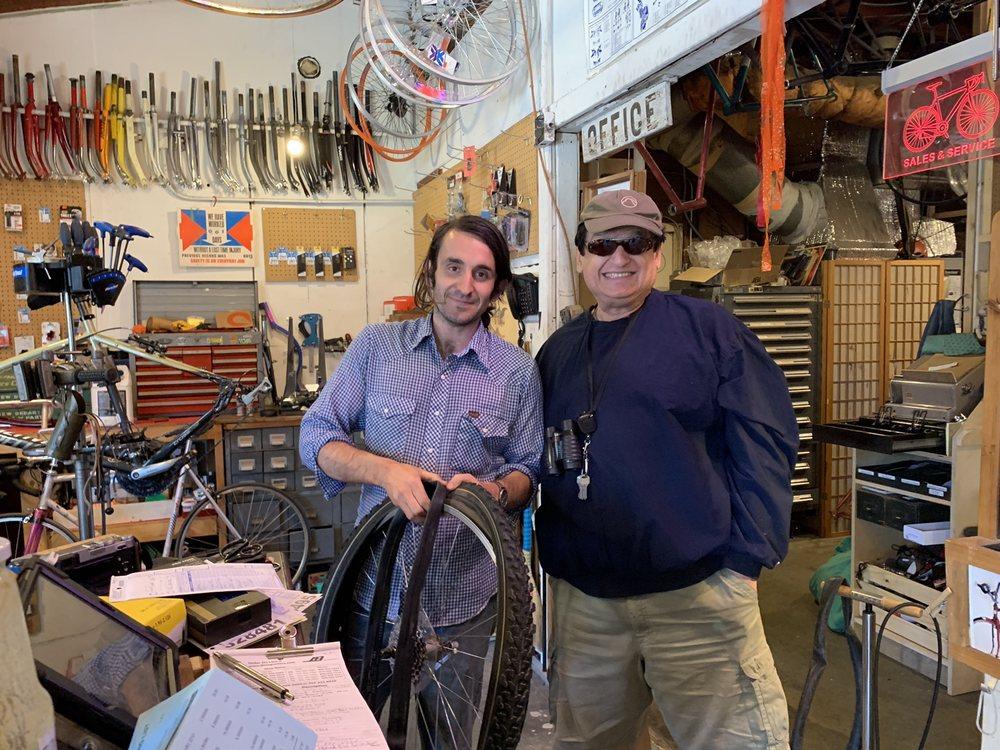 Addison's Bicycle Repairium
