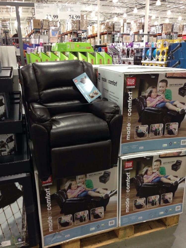 Photo of Costco - Huntington Beach CA United States. Kid\u0027s leather recliner $75 & Kid\u0027s leather recliner $75 - Yelp islam-shia.org