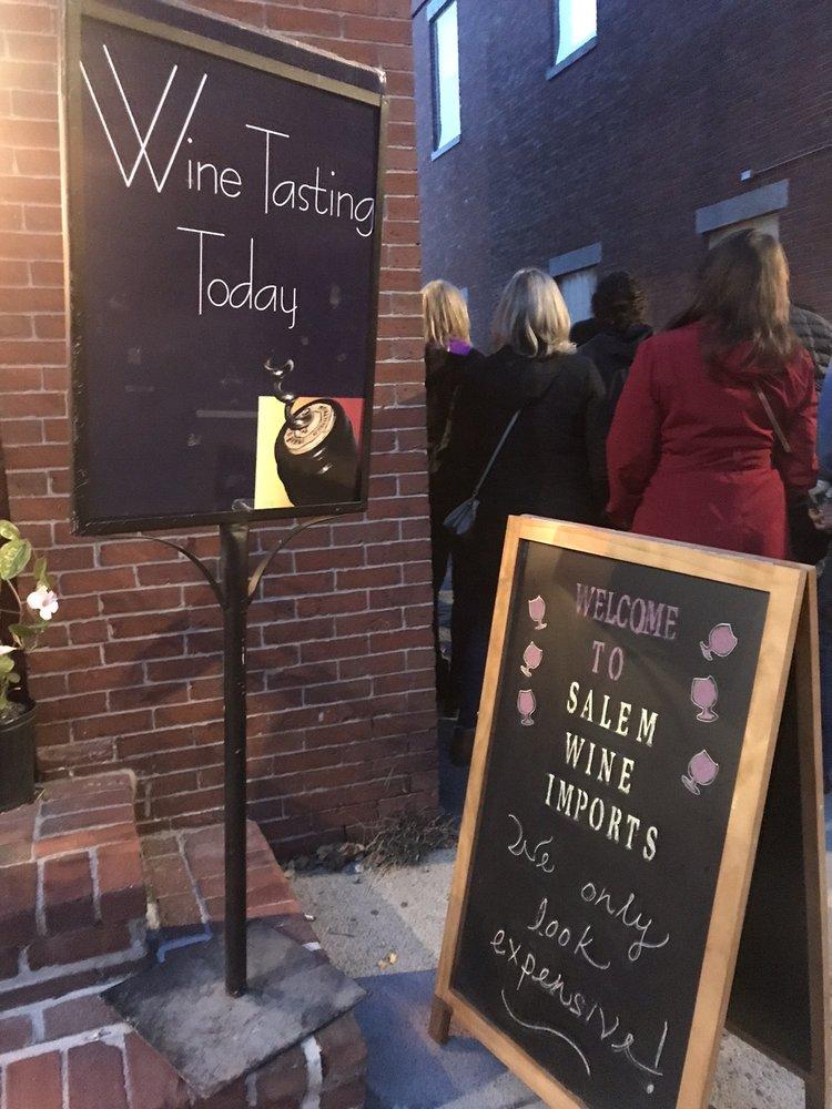 Social Spots from Salem Wine Imports