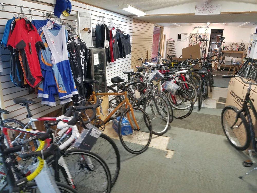 Citrus Park Bikes: 7424 Edgemere Rd, Tampa, FL