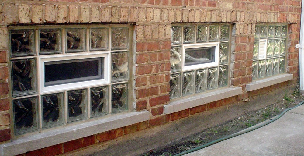 Elegant Cost to Install Glass Block Windows In Basement