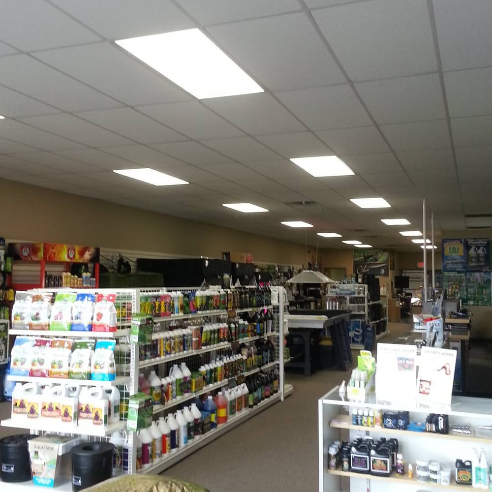 o - Hydroponic Stores Toledo