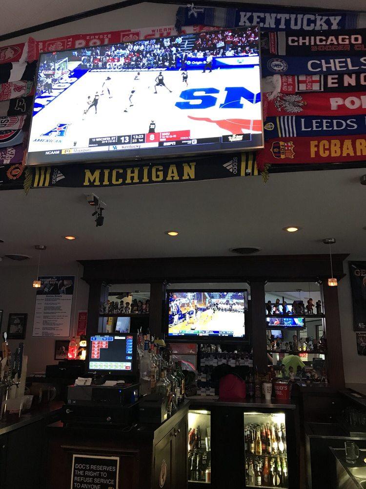 Social Spots from Doc's Sports Bar