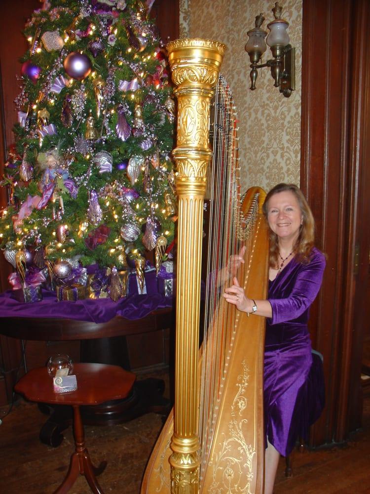 Harp Music By Laurel
