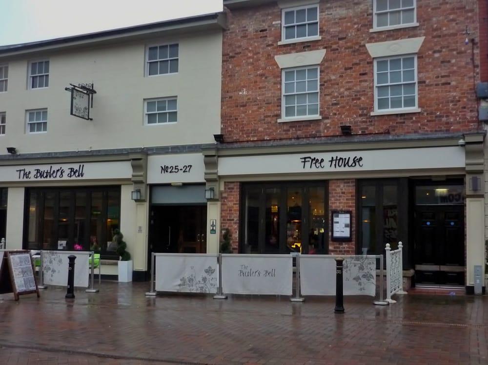 Good Food Pubs Near Stafford