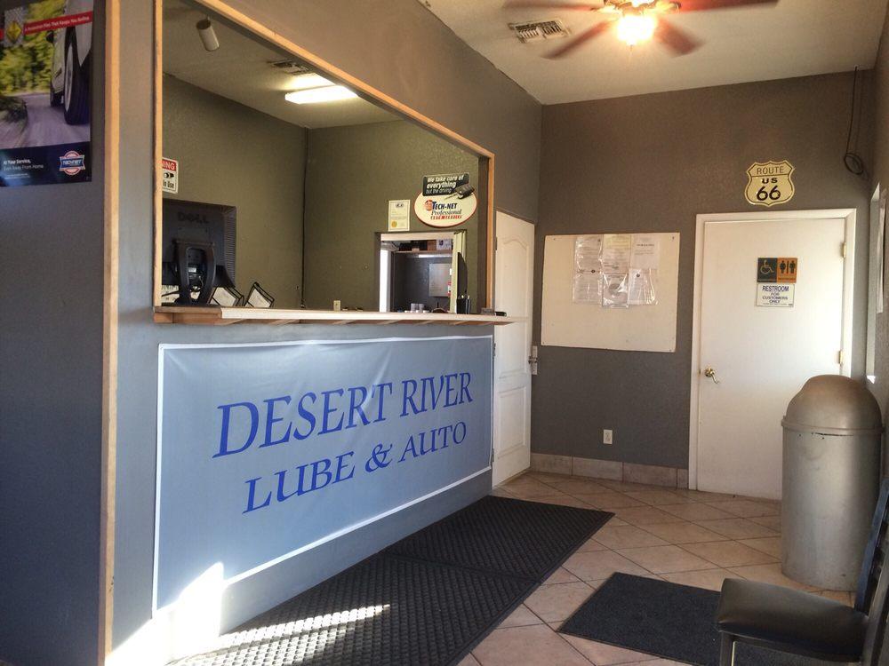 Desert River Lube and Auto: 1714 W Broadway St, Needles, CA