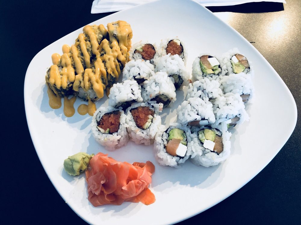 Sushi Town: 2201 West 15th St, Plano, TX