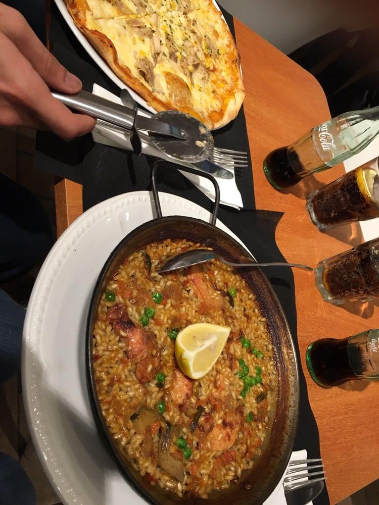 Moka 42 foto e 16 recensioni cucina mediterranea las for B b barcellona vicino ramblas