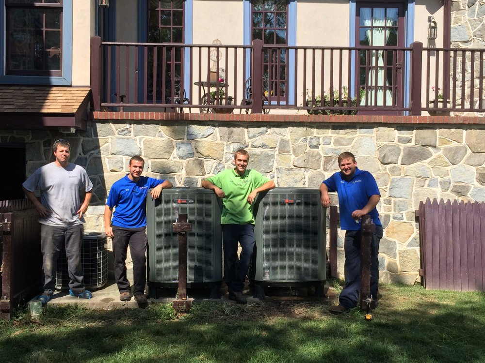 B & L Ott Heating & Air Conditioning: Leesport, PA